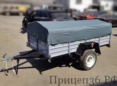 Прицеп Кремень КРД-105 в Воронеже