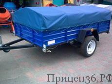 Прицеп Кремень КРД-125 в Воронеже