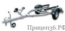 Прицеп Трейлер Дельфин-3 в Воронеже