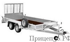 Прицеп Tiki TP 385 DLB в Воронеже