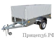 Легковой прицеп ССТ-7132-02 в Воронеже