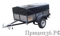 Прицеп 7135-1,8 ПРОГРЕСС в Воронеже