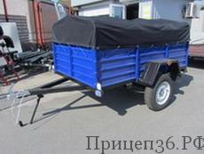 Прицеп Кремень КРД-122 в Воронеже