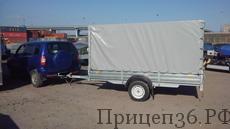 Прицеп МЗСА 817712 в Воронеже