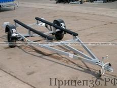 Прицеп Трейлер Дельфин-5 в Воронеже
