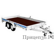 Прицеп Tiki AP 2600 DRB в Воронеже