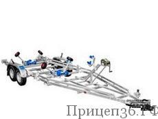 Прицеп Tiki BP 2600 DRB в Воронеже