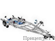 Прицеп Tiki BP 3500 DRB в Воронеже