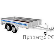 Прицеп Tiki CP 300 DL в Воронеже