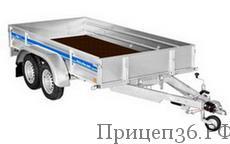 Прицеп Tiki CP 300 DRB в Воронеже