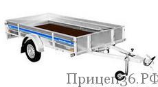 Прицеп Tiki CP 300 L в Воронеже