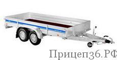 Прицеп Tiki CP 350 DRB в Воронеже