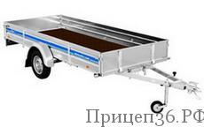 Прицеп Tiki CP 350 L в Воронеже