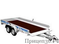 Прицеп Tiki CP 365 DRB в Воронеже