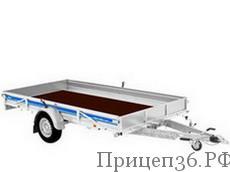 Прицеп Tiki CP 365 RB в Воронеже