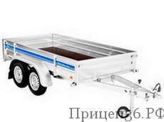 Прицеп Tiki CP 382 DRB в Воронеже