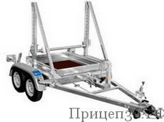 Прицеп Tiki KP 2600-DRB в Воронеже
