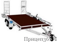 Прицеп Tiki TP 365 DRB в Воронеже