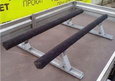 Стапель для водной техники на бортовой прицеп