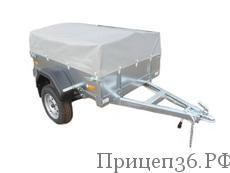 Легковой прицеп ССТ-7132-01 в Воронеже