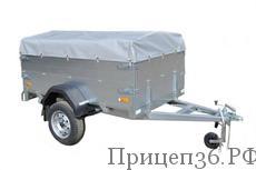 Легковой прицеп ССТ-7132-03 в Воронеже