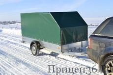 Легковой прицеп ССТ-7132-09 в Воронеже