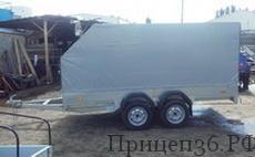 Легковой прицеп ССТ-7132-11 в Воронеже