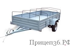 Прицепы АМС 751 в Воронеже