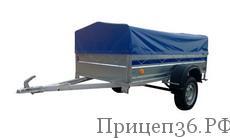 Прицеп 7135 «Престиж» 2х1,3 в Воронеже