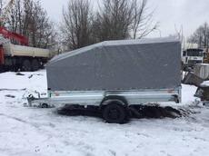 Прицеп Avtos AL31AB в Воронеже