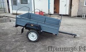 Прицеп Мастер 1.8 в Воронеже