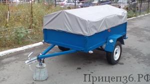 Прицеп Бизон в Воронеже