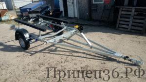 .Трейлер «Дельфин-4.8» Самосвальный